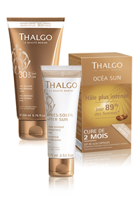 Gamme solaire Thalgo
